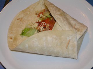 recept Wrappervulling